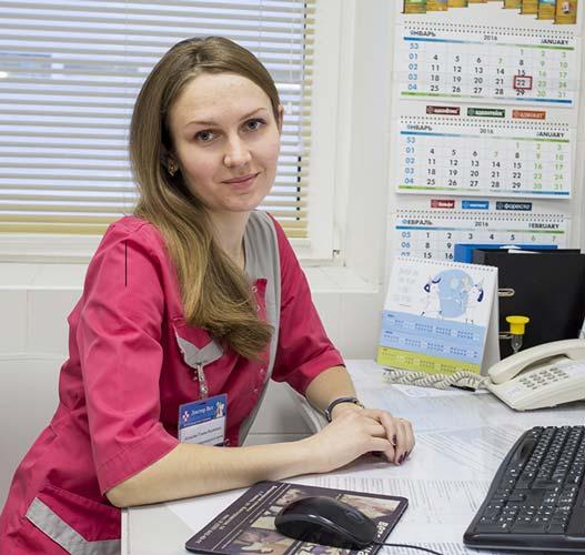Колесова Ульяна Вадимовна