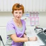 """Дроздова в ветеринарной клинике """"Доктор Вет"""" на Подшипниковом проезде 9"""
