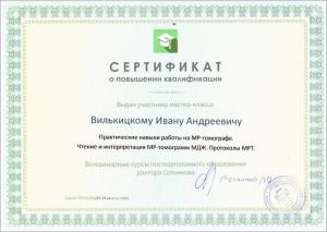 certificate_66_Vilkickij